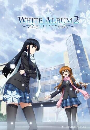 [Blu-ray] WHITE ALBUM2 4